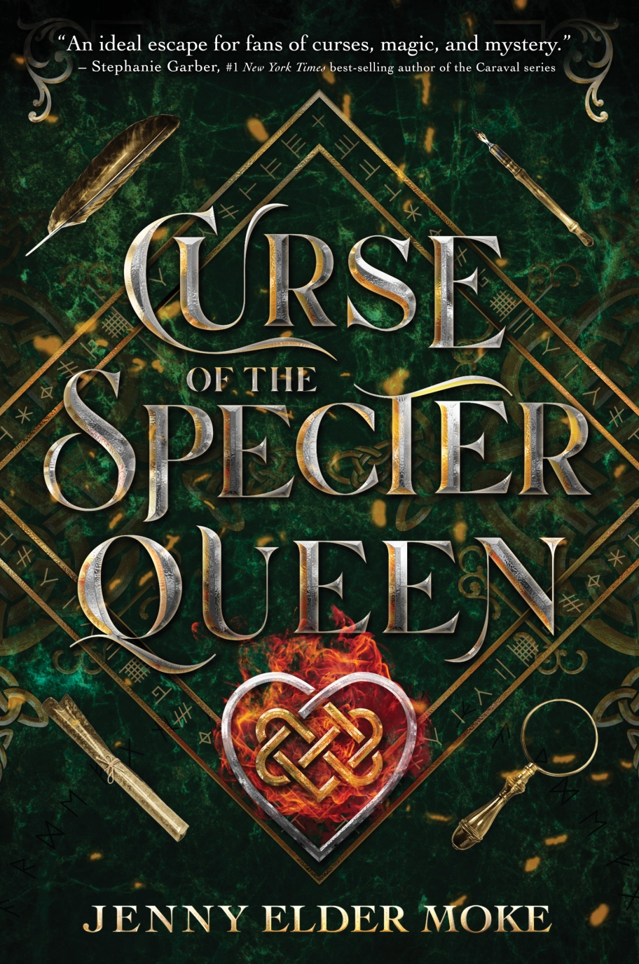 Curse of the Specter Queen by Jenny Elder Moke